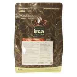 Шоколад темный 57% какао в галетах Irca 2,5 кг. 1