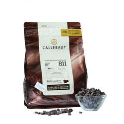 Шоколад темный Select 54,5% 2,5 кг. Barry Callebaut 1
