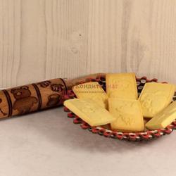 Скалка пряничная Винни-пух 35х4 см. бук 1