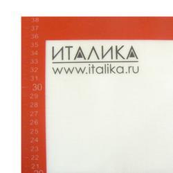 Коврик силиконовый 58х38 см. SILPAV Pavoni 1