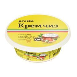 Творожный сыр Кремчиз Pretto 75% 200 г. 1