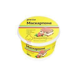 Сыр Маскарпоне 80% 500 г. Pretto 1