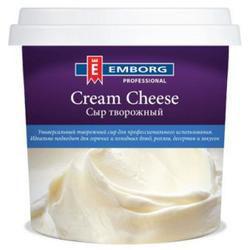 Сыр творожный 65% 2200 г. Emborg проф. 1