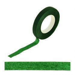Тейп-лента зеленая нежная 1,2 см. 1