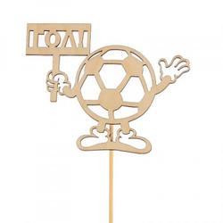 Топпер Мяч 12х10 см. 1