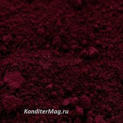 Цветочная пыльца Красный винный 4 г. 1