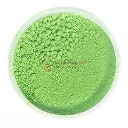 Цветочная пыльца Мир Кондитера Зеленая 5 г. 2