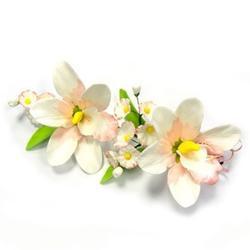 Украшение сахарное Букет Орхидея 1