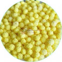 Украшение сахарное Мимоза 10 мм. 100 г. 1
