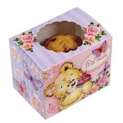 Коробка 1 ячейка 10х8х7 см. Ми-ми-мишки 1