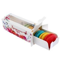 Упаковка для макаронс Прекрасного дня набор 5 шт. 1