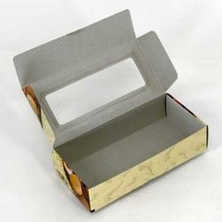 Упаковка для сладостей 21х10х5 см. К чаю 2