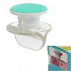 Утюжок для мастики и марципана угловой разборный двойной 1
