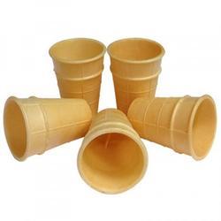 Вафельный стаканчик 75 мм. 10 шт. 1
