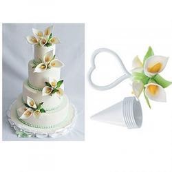 Формочка для создания цветов Каллы и Лилии 7 шт. 2
