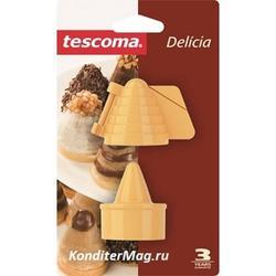 Форма для конфет Осиное гнездо Tescoma Delicia 1