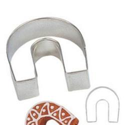 Формочка для печенья Подкова металл Tescoma 1