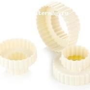 Формочка для печенья Цветы 6 размеров пластик Tescoma 2