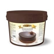 Ганаш для торта Шоколадный крем 250 г. Polen Vizyon 2