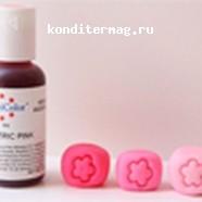Краситель гелевый AmeriColor Розовый электрик Electric Pink 21 г. 2